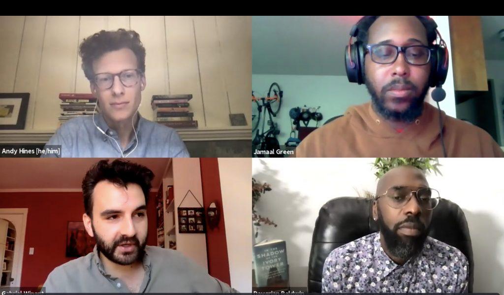 A Conversation with Davarian Baldwin and Gabriel Winant